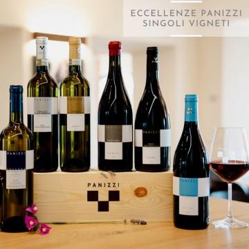 Panizzi eccelence (single vineyard wine selection)
