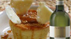 Flan di parmigiano reggiano con aceto ba...